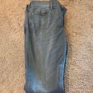 Gently used Express Skinny Jean/legging